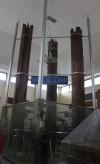 Masjid Agung Demak Siluet Jingga
